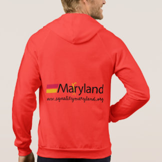 Equality Marryland Rally Hoodie