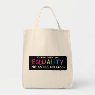 Equality Organic Grocery Bags