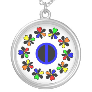 Equality Round Pendant Necklace
