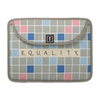 Equality Sleeve For MacBooks