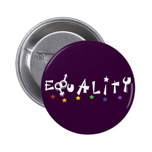 Equality Stars P Button