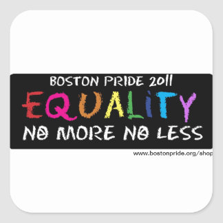 Equality Sticker Small