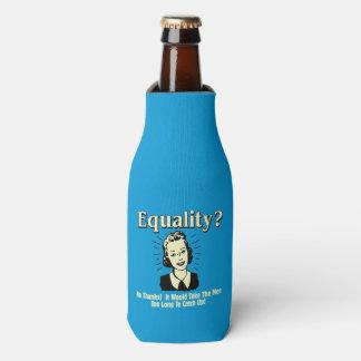 Equality: Take Men Too Long Catch Up Bottle Cooler