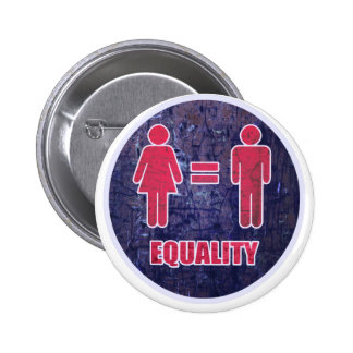 Equality V2 Pinback Button