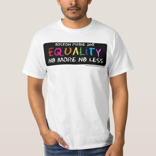Equality Value T-Shirt