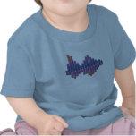Equalizer - Blue/Purple Tee Shirt