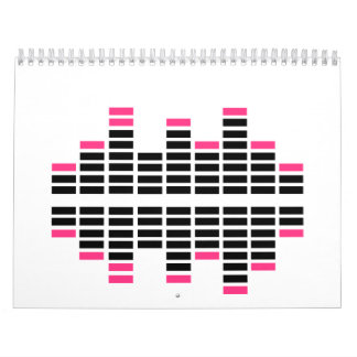 Equalizer Dj Turntables Calendar