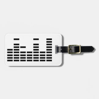 Equalizer Tag For Luggage
