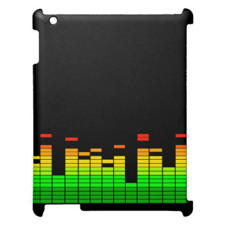 Equalizer Vibes from the Beat of DJ Music Cover For The iPad