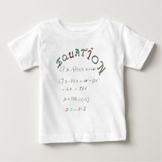 EQUATION 1.PNG INFANT T-SHIRT