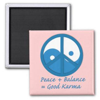 Equation for Good Karma Magnet