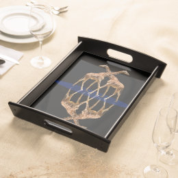 EQUATION SERVING TRAY