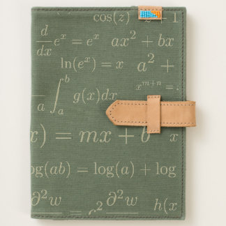 Equations of Math and Science Canvas Journal