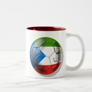 Equatorial Guinea 2014 World Soccer Brazil Coffee Mugs