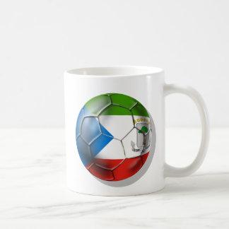 Equatorial Guinea 2014 World Soccer Brazil Mug