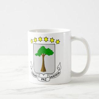 Equatorial Guinea Coat of Arms Mug