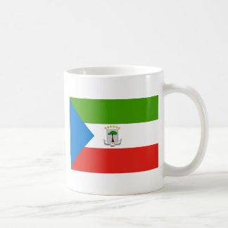Equatorial Guinea Flag Classic White Coffee Mug