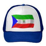 Equatorial Guinea Flag Hat