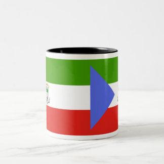 Equatorial-guinea Flag Mug