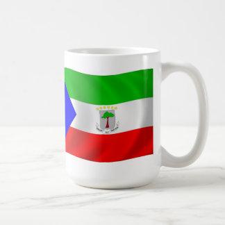 Equatorial Guinea Flag Mug