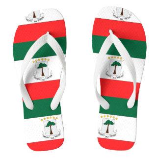 Equatorial Guinea Flip Flops