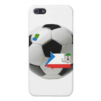 Equatorial Guinea football soccer Cases For iPhone 5