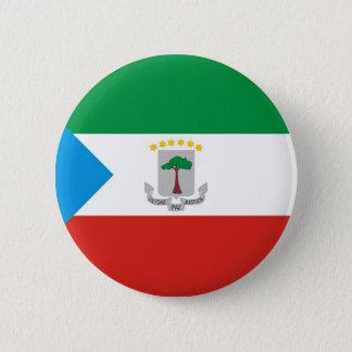 Equatorial Guinea Pinback Button