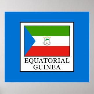 Equatorial Guinea Poster