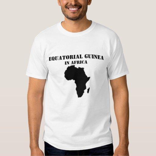 Equatorial Guinea, T-SHIRTS