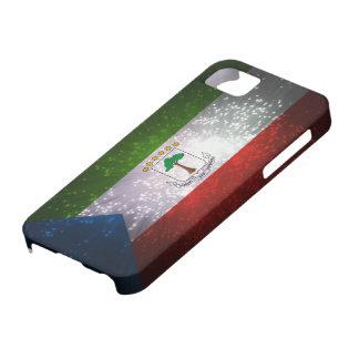 Equatorial Guinean Flag iPhone SE/5/5s Case