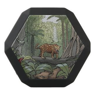 Equatorial Rainforest Black Bluetooth Speaker