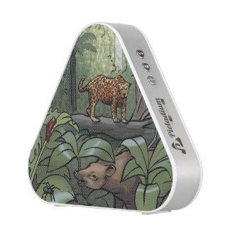 Equatorial Rainforest Bluetooth Speaker