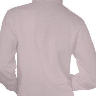 Eques Friesian Horse Zippered Sweatshirt