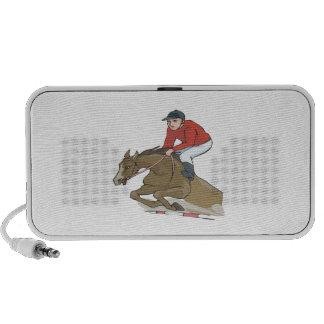 Equestrian 2 iPod altavoz
