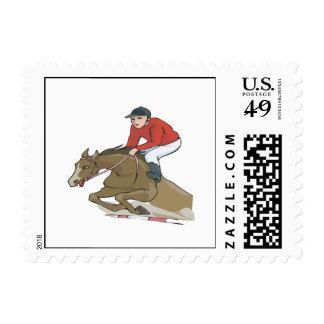 Equestrian 2 postage
