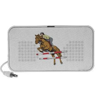 Equestrian 5 laptop altavoces