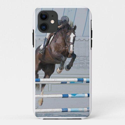 Equestrian Art-Show Jumping Phone Case