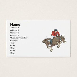 Equestrian Business Card
