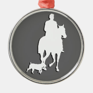 Equestrian Business Theme Collection Ornaments