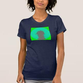 Equestrian cameo- shirt
