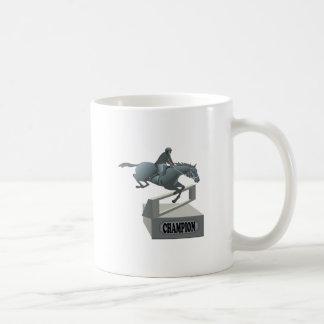 Equestrian Champion Coffee Mugs