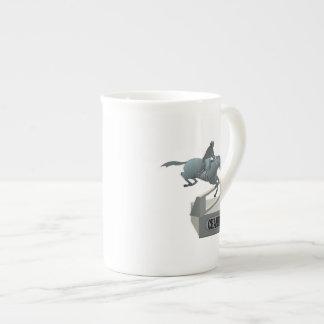 Equestrian Champion Porcelain Mugs