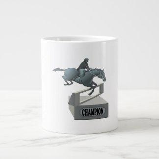 Equestrian Champion Jumbo Mugs