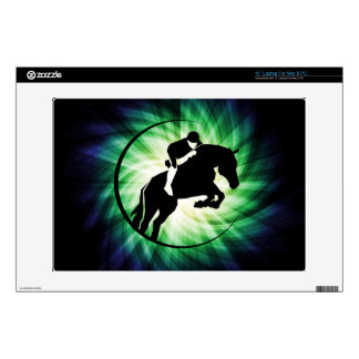 """Equestrian; Cool 13"""" Laptop Decal"""