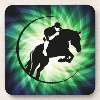 Equestrian; Cool Beverage Coaster