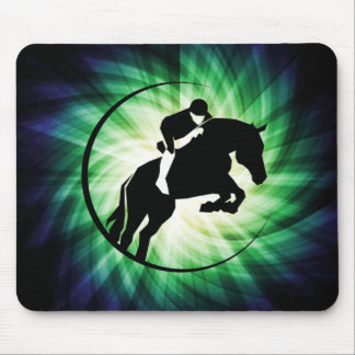 Equestrian; Cool Mouse Pad