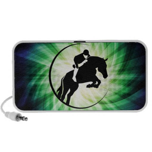 Equestrian; Cool Portable Speaker