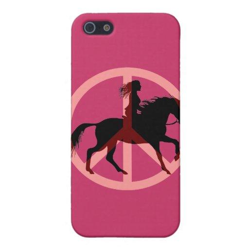 equestrian de la paz iPhone 5 cobertura