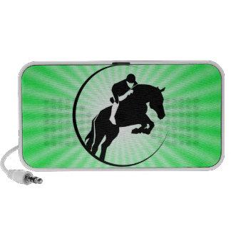Equestrian de la verde lima mp3 altavoz