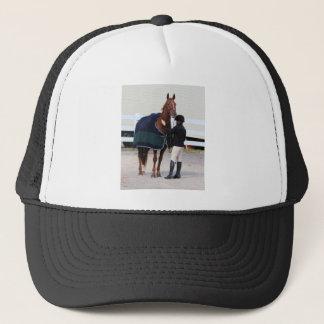 Equestrian Dressage Trucker Hat